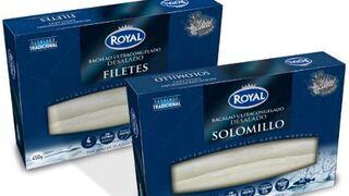 Royal amplia su gama de productos con bacalao Premiumultracongelado