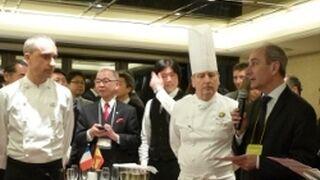 Fiab y Sopexa realizan una promoción conjunta en Japón