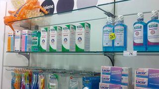 Los productos de higiene bucal facturaron el 2% más en 2012