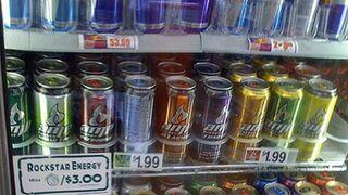 El volumen de ventas de bebidas energeticas sube el 11,7%