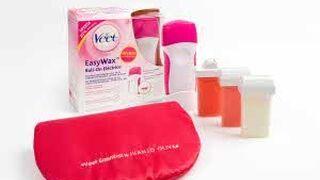 Easy Wax de Veet, depilación profesional en la maleta