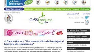 ¿Estás suscrito a los eNewsletters GranConsumo.tv que más te interesan?