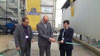 Procavi reduce costes con una nueva planta depuradora de aguas