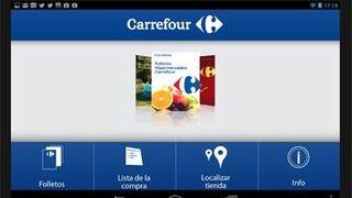 Carrefour ya tiene su app para ayudar al cliente a hacer la compra
