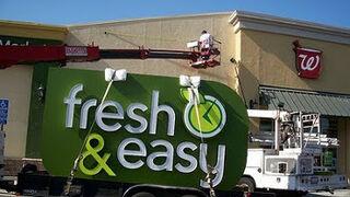 Tesco abandona EE.UU. a causa del fracaso de Fresh & Easy