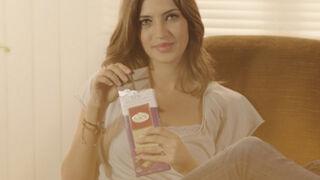Sara Carbonero se rinde ante el Chocolate Valor Sin Azúcar