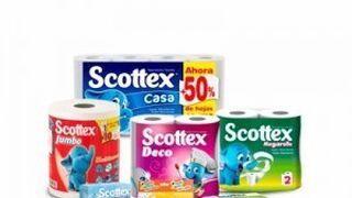 Scottex lanza al mercado unos rollos de cocina más largos