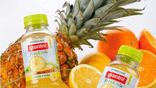 Fresh Mix, la nueva gama con dos variedades a base de limón de Granini