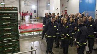 Eroski automatiza los pedidos de frescos en su bloque de Zaragoza