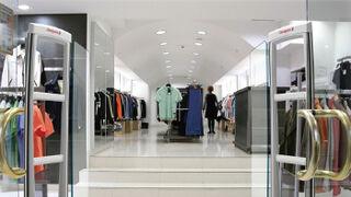 HyperGuard de Checkpoint detecta al ladrón al entrar en la tienda