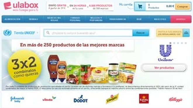 Ulabox, el súper online que crea valor a clientes y fabricantes