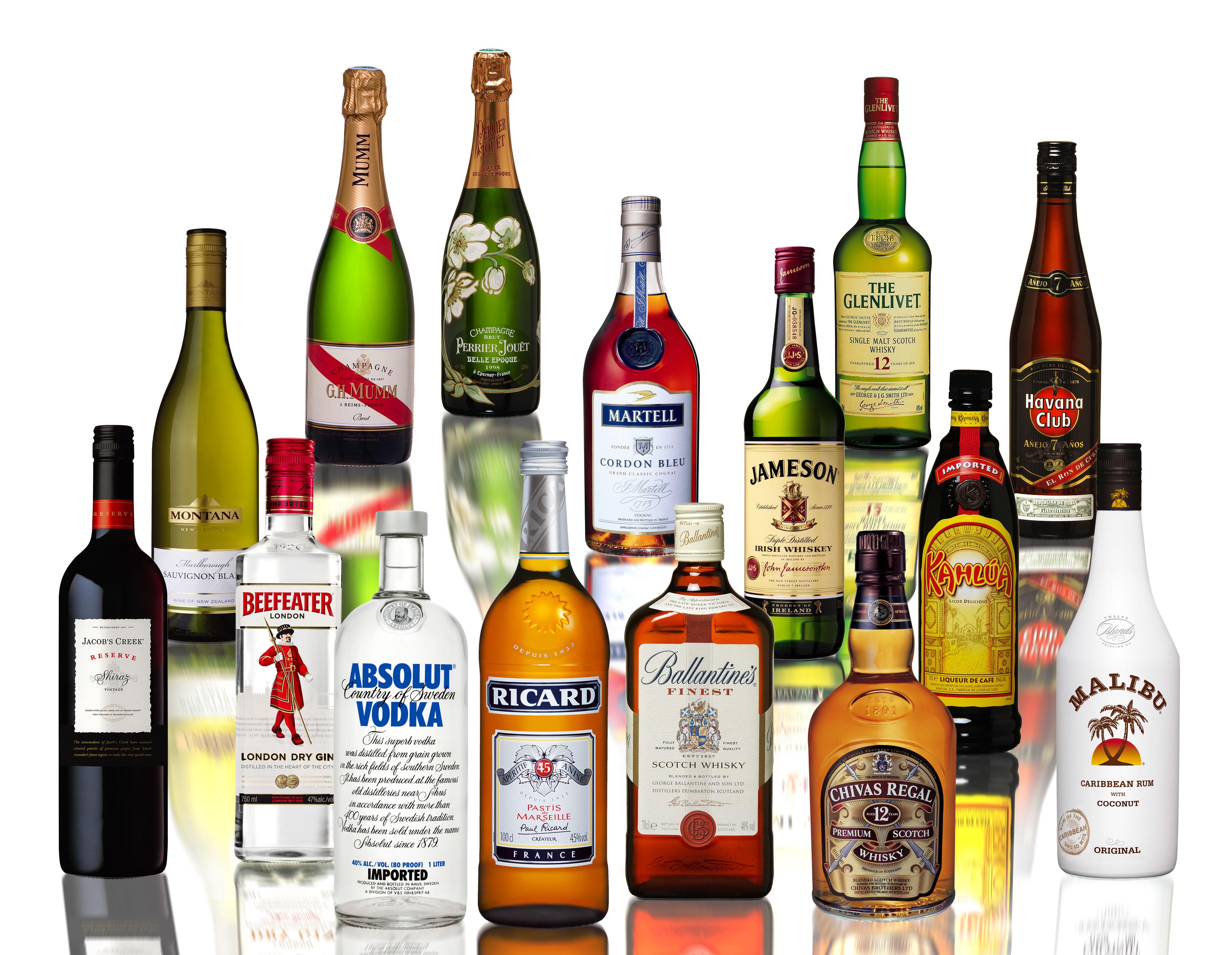 Как сделать спиртной напиток