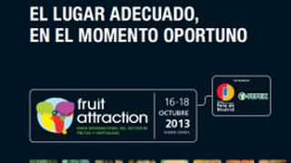 Fruit Attraction 2013