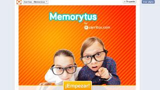 Carritus lanza un juego de marcas en Facebook, Memorytus
