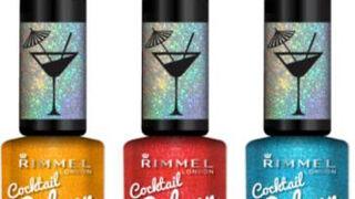 Cocktail Colour de Rimmel, laca de uñas con micropurpurina