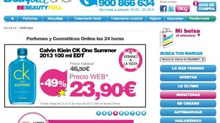 La tienda online de Bodybell alcanza las 10.000 referencias de producto
