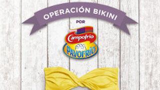 Campofrío 'pasa de operarse para entrar en un bikini'