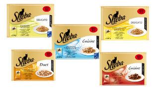 Sheba, nueva marca de comida para gatos de Mars