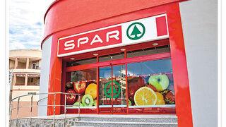Spar aumentó su volumen de ventas el 8,3% respecto a 2011