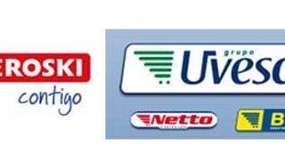 Eroski y Uvesco bajan precios antes de que llegue Mercadona