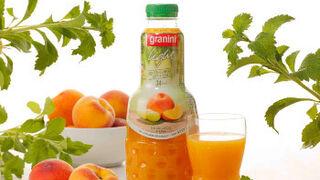 Granini incorpora el sabor melocotón a su gama light