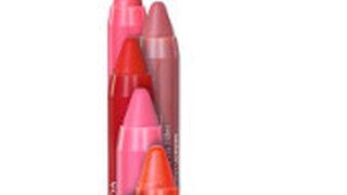 Twist-up Gloss Stick de Isadora, brillo de neón en los labios