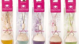 Nuevos aromas Cristalinas para los viajes de verano