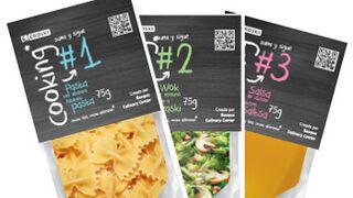 Eroski lanza una nueva gama de marca propia de platos preparados