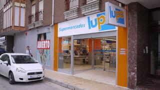 Lupa inaugura un supermercado en Selaya (Cantabria)