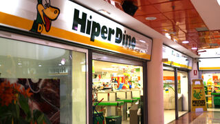 HiperDino abre cinco supermercados en el sur de Tenerife