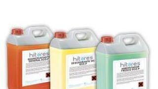 Hitares presenta su gama de limpiadores de suelo