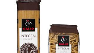 Pastas Gallo presenta su gama línea Integral
