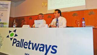 Palletways Iberia crecerá en 2013 por encima del 15%