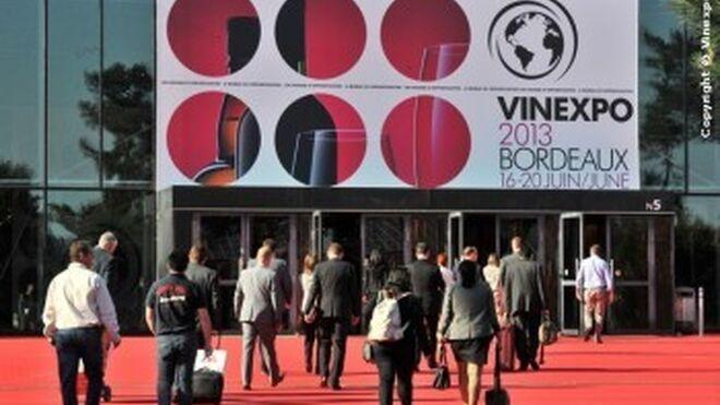 Récord de asistentes extranjeros a Vinexpo 2013, más de 48.000