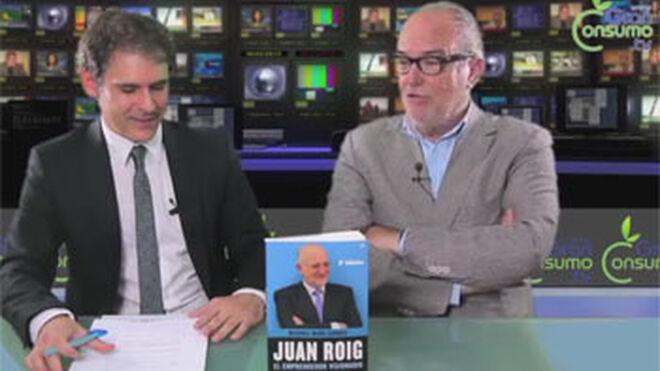 """""""La inseguridad de Juan Roig hace que se recluya en los libros de management"""""""