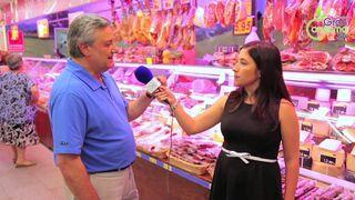 El presidente de Unide da a conocer sus nuevas enseñas de supermercados