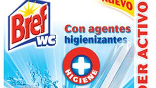 Bref WC Poder Activo Higiene, nuevo limpiador para WC