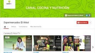 El Árbol crea un canal de cocina y nutrición en Youtube