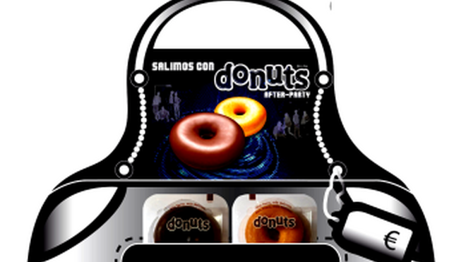 Donuts busca un hueco en locales de ocio nocturno