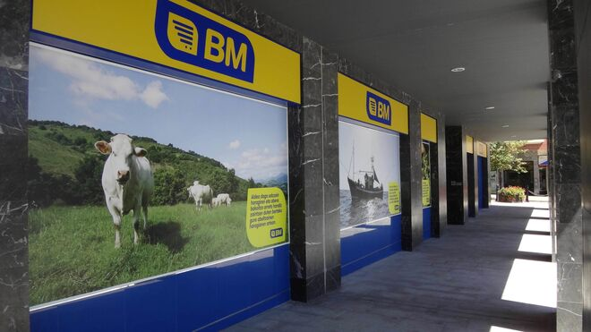 BM invierte dos millones de euros en el nuevo súper de Trapagaran