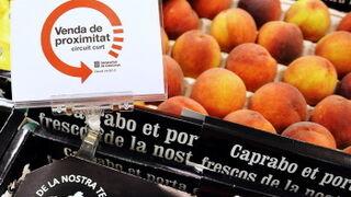 Caprabo vende 50 productos de proximidad sin intermediarios