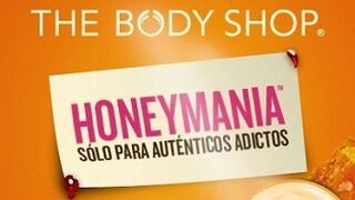 The Body Shop crea Honeymania a partir de miel de comercio justo