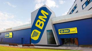 BM invertirá 8 millones en sus cuatro últimas aperturas de 2013