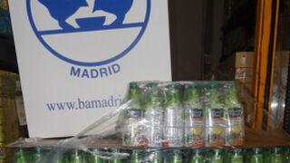 Socios de Asozumos donan 8.000 litros de zumo al Banco de Alimentos