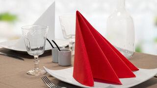 Tork presenta una nueva gama de servilletas de mesa