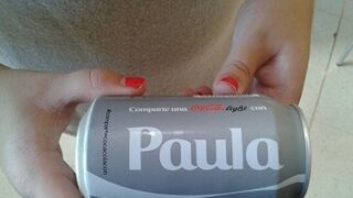Coca-Cola pone nombre a sus latas
