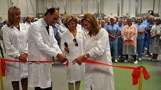 Grupo Consorcio moderniza su fábrica de Santoña (Cantabria)