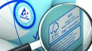 3 de cada 10 envases de Tetra Pak en España llevan el sello FSC