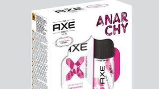 Axe presenta nueve packs para regalar en Navidad