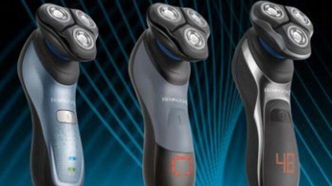 HyperFlex, afeitadoras rotativas de Remington resistentes al agua